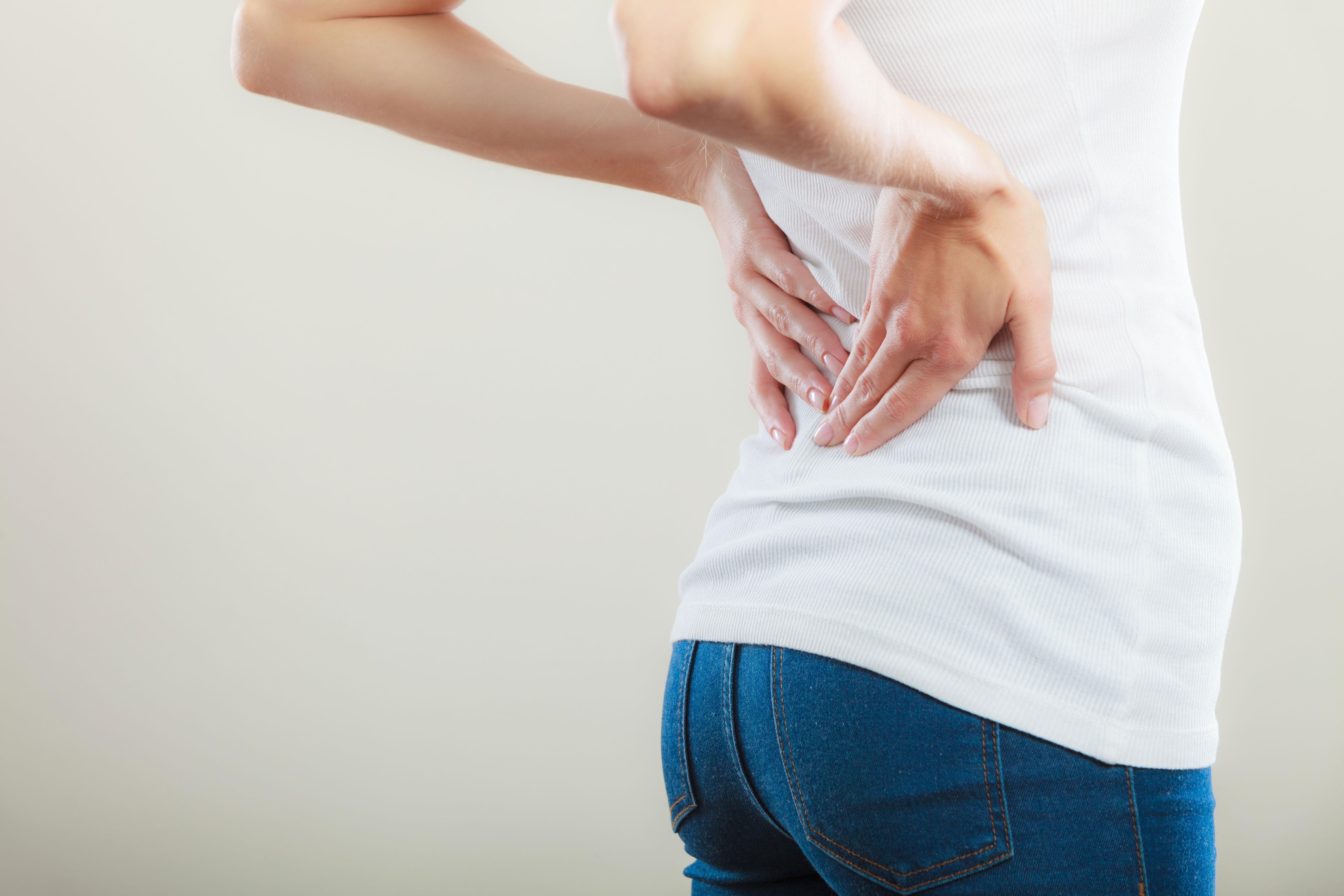 Le mal de dos vient souvent d'ailleurs